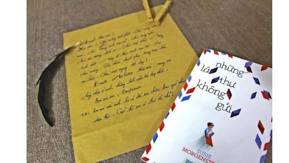Review Những lá thư không gửi- Một cuốn sách đầy thú vị