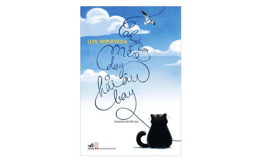 Review Chuyện con mèo dạy hải âu bay