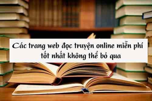 Web đọc truyện online miễn phí
